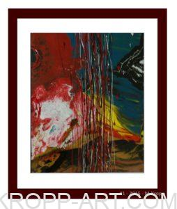 #1 – ABSTRACT ART – 2015