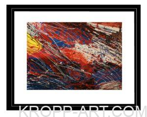 #2 – ABSTRACT ART – 2015