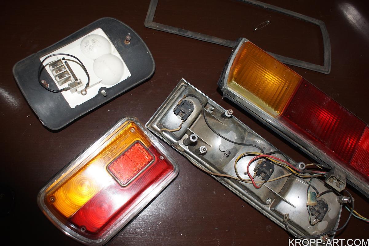 Backlight – Refurbishment – Part 1
