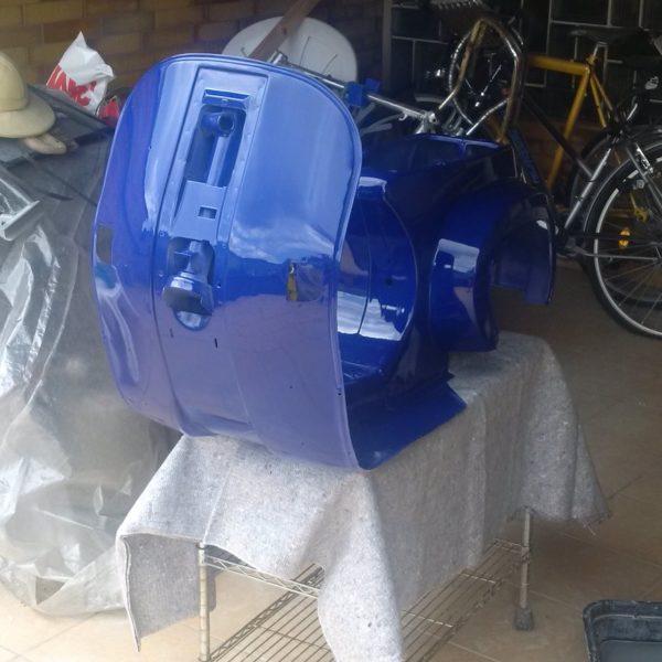 BLUE - Vespa PK 80