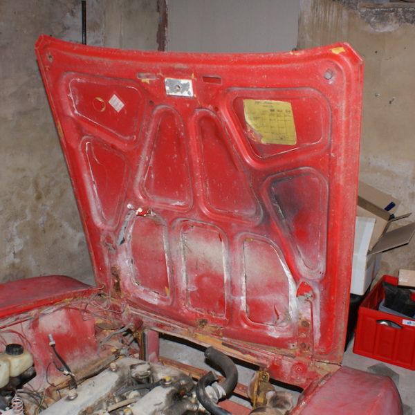 Dismantling - Giulia GT - not final