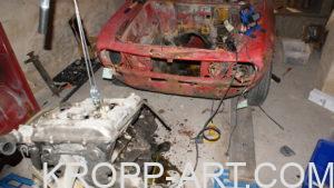 72 Giulia GT – divorce